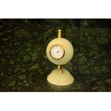Mermer Oniks Dünya Saati